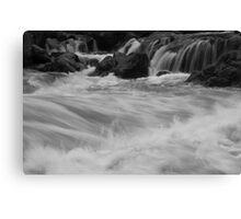 South Yuba River, charging Canvas Print