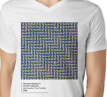 Animal Collective Cover Art Mens V-Neck T-Shirt