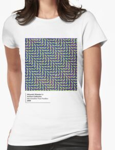 Animal Collective Cover Art Womens Fitted T-Shirt