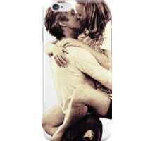 The Notebook Kiss iPhone Case/Skin