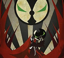Spawn - Art Deco Range by Firenutdesign