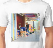 The Morning Constitutional Times Two By Four Unisex T-Shirt