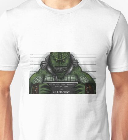 Killer Croc Unisex T-Shirt