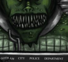 Killer Croc Sticker