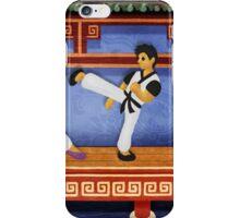 kungfu iPhone Case/Skin