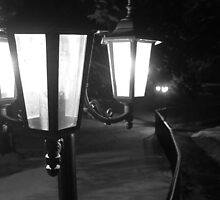 LampPost by johnnyfun