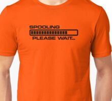 Turbo Spooling Unisex T-Shirt