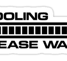 Turbo Spooling Sticker