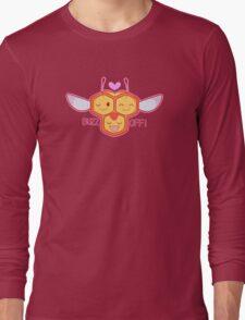 Passive aggressive combee Long Sleeve T-Shirt