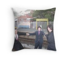 Boys will be.  Throw Pillow