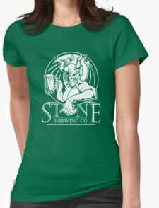 Stone Brewery Womens Fitted T-Shirt
