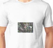 Purple House Finch Unisex T-Shirt