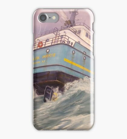 F/V Cornelia Marie iPhone Case/Skin