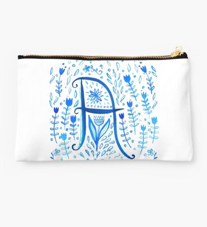 A is for... Studio Pouch