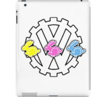 3 Little Rabbits - By SUMO iPad Case/Skin
