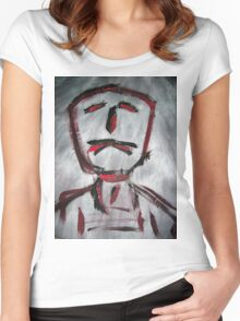 Ghoul T 1 Women's Fitted Scoop T-Shirt
