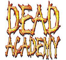 DEAD Academy Square Logo Photographic Print