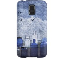 I woke after the morning, I was happy all the day Samsung Galaxy Case/Skin