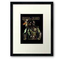 Kotal Kahn Framed Print
