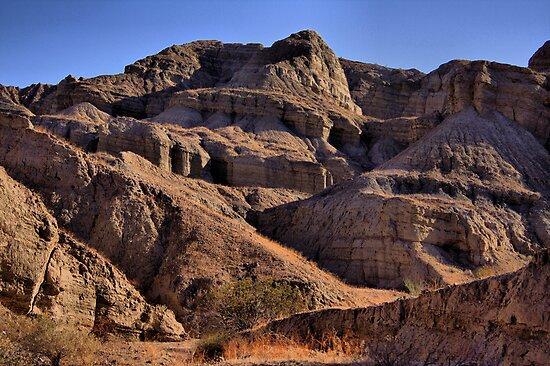 Mecca Hills Wilderness by Jo Nijenhuis