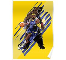 LeBron Unstoppable Poster
