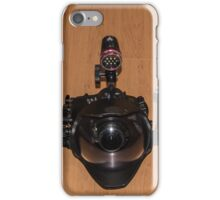 Underwater Camera Rig iPhone Case/Skin