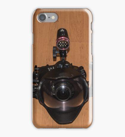 Underwater Camera Rig iPhone Case/Skin
