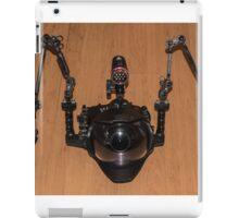 Underwater Camera Rig iPad Case/Skin