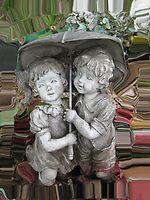 Let It Rain by Linda Miller Gesualdo