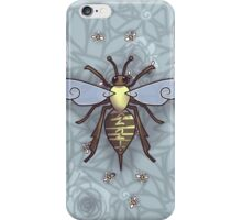221 Bee Comfortable  iPhone Case/Skin