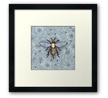 221 Bee Comfortable  Framed Print