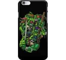 Green Crew iPhone Case/Skin