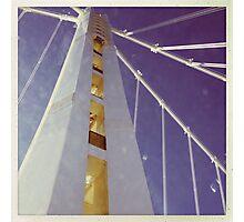 LIFE'S LITTLE GEMS - Color Bay Bridge Photographic Print