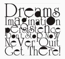 Dreams & Perseverance by Zehda