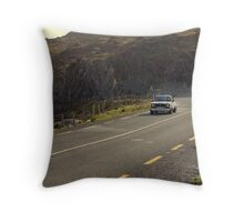 RALLY OF THE LAKES 2009   no 1 Throw Pillow