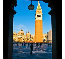 Campanile of San Marco by Sheila Laurens
