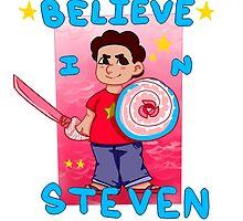 Believe in steven by nanoheart