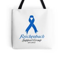 Reichenbach Support - for Sherlock fans Tote Bag