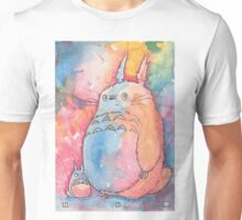 Forest Spirit at Sunrise Unisex T-Shirt