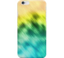 Green and Yellow Jewel Glow iPhone Case/Skin