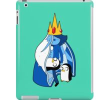 The Double Ice iPad Case/Skin