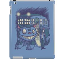 CatTardis iPad Case/Skin