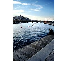 Stockholm Waterfront Photographic Print