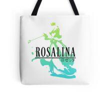 Smash X Final Fantasy Rosalina with name Tote Bag