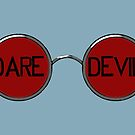 Daredevil Glasses by fangeek