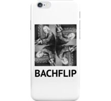 Bachflip iPhone Case/Skin