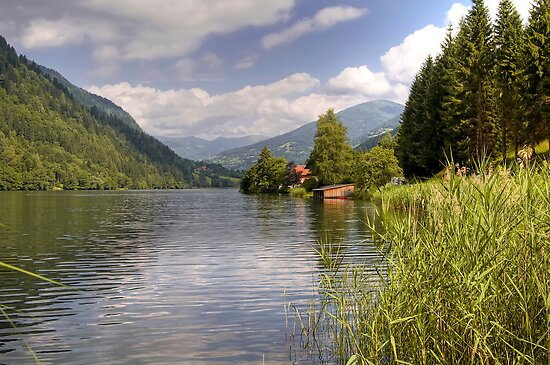 Afritzer See ( Afritzer Lake ) - Carinthia - Austria by paolo1955