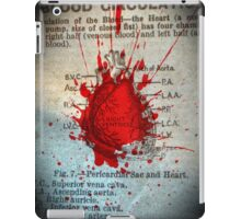 BLOOD HEART iPad Case/Skin
