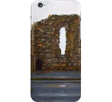 Glendalough Abbey iPhone Case/Skin