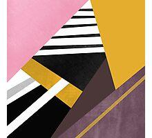 Graphic Combination  Photographic Print